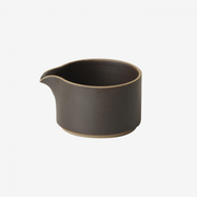 Hasami Porcelain Milk Pitcher 8.5cm - Black - simplebeautifulthings