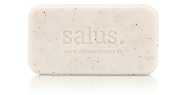 Salus Jojoba seed exfoliating soap - simplebeautifulthings
