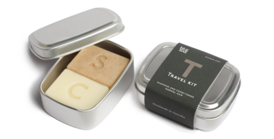 Nue Bar Travel kit - normal hair - simplebeautifulthings