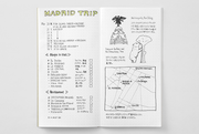Traveler's Notebook Refill - Dot Grid - simplebeautifulthings