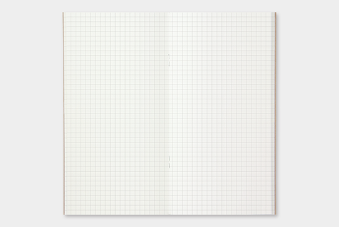 Traveler's Notebook Refill - Grid - simplebeautifulthings