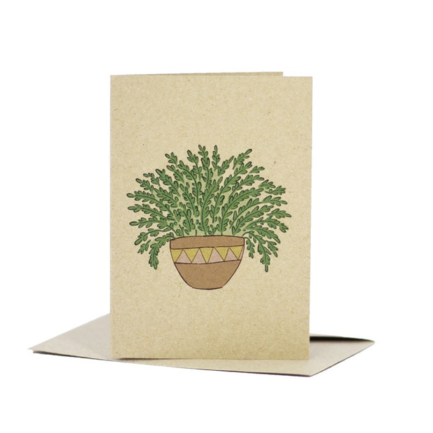 love-fern-kraft-card-deer-daisy_Simple_Beautiful_Things