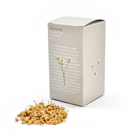 Love Tea Chamomile loose leaf - Simple Beautiful Things