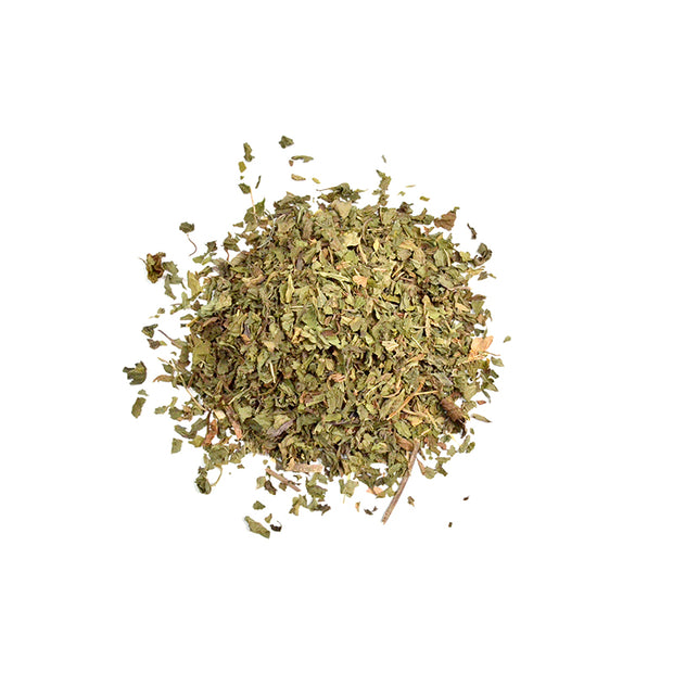 Love Tea Peppermint ingredients - Simple Beautiful Things