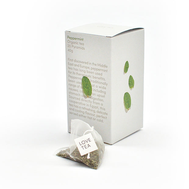 Love Tea Peppermint Box - Simple Beautiful Things