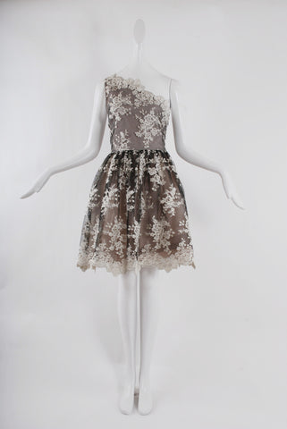 Alice and Olivia Morganne Party Dress