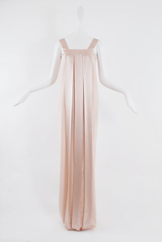 Jessica Choay Nomad Dress in Pink Nude