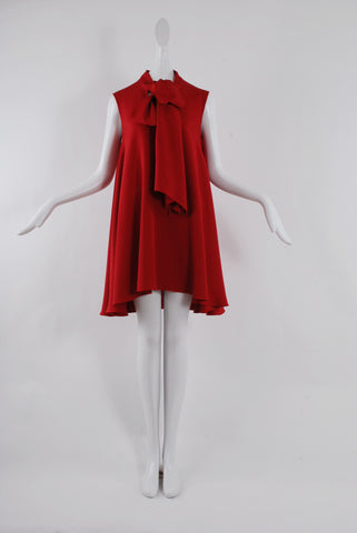 Jessica Choay Virtuous Dress in Red