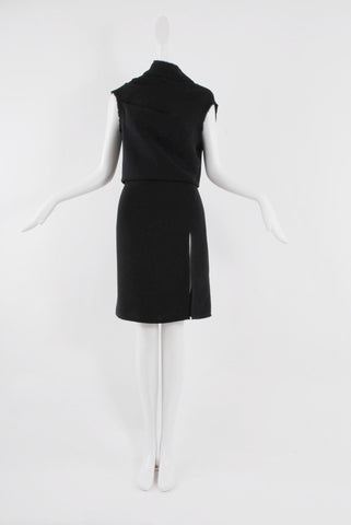 Diana Misetic Black Dress