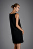 Jessica Choay Machiavelli Dress in Black
