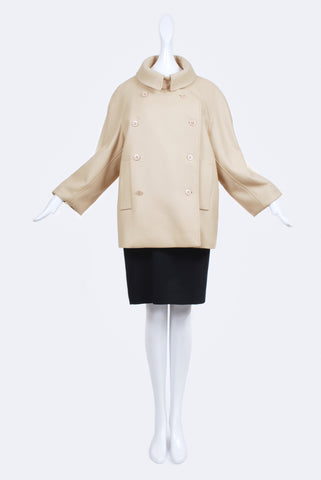 Dorothée Vogel Swing Jacket Beige