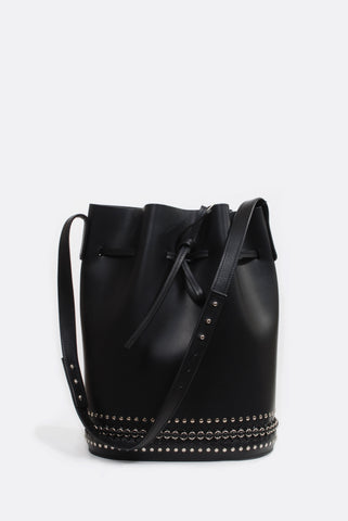 YVY Bucket Bag Black