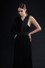 Jessica Choay Alida Dress in Black