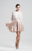 Jessica Choay Docile Skirt in Boudoir Pink
