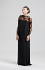 Jessica Choay Enigmatic Dress in Black
