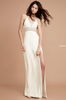 Jessica Choay Fatal Dress in White