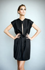 Jessica Choay LBD Dress in Black