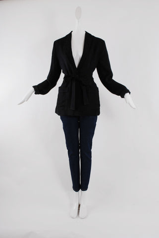 Rodebjer Sandy Lush Blazer in Black