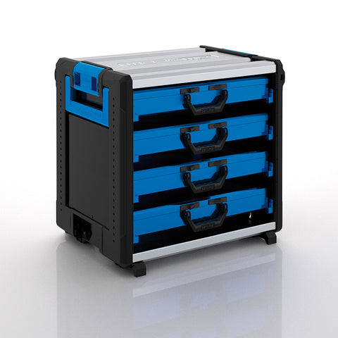 WORKMO 24-500 TB3 (Metal Case Set)