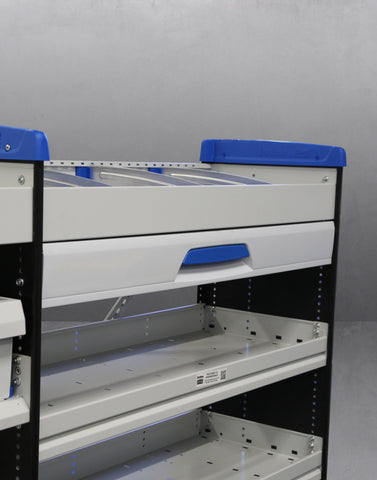 Full Width Drawer To Suit Simpleco Van Racking System Base Unit 4460-1