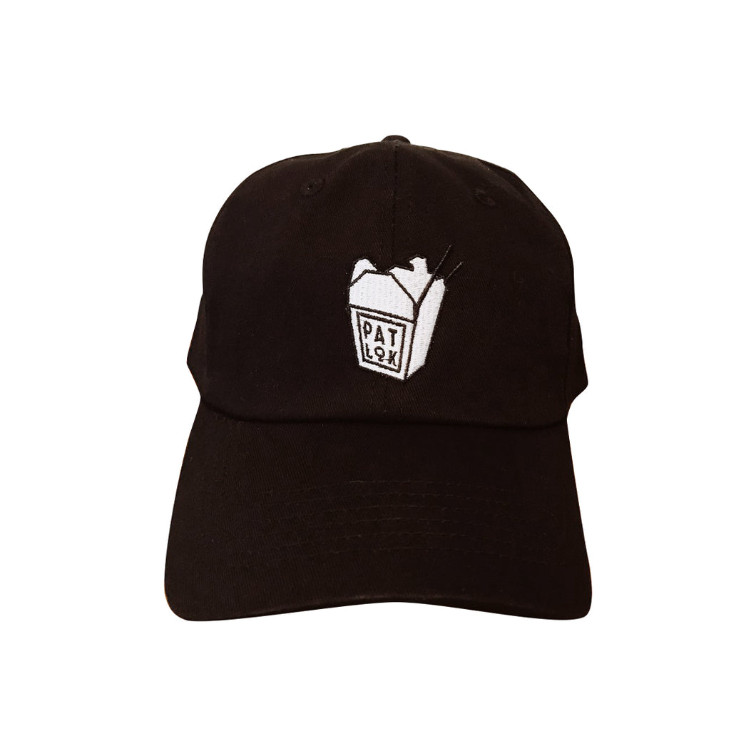 Takeout Hat - Black