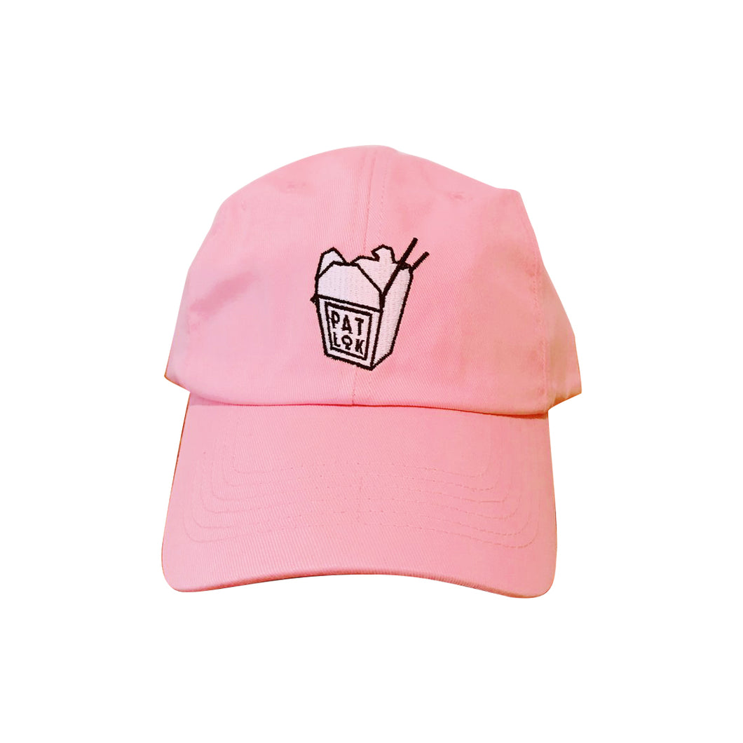 Takeout Hat - Pink