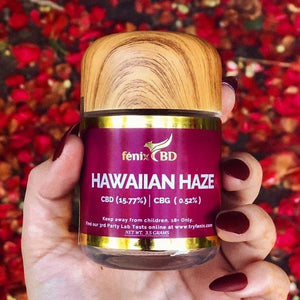 HAWAIIAN HAZE HEMP FLOWER