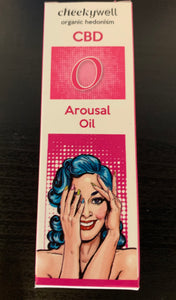 CBD Arousal Oil