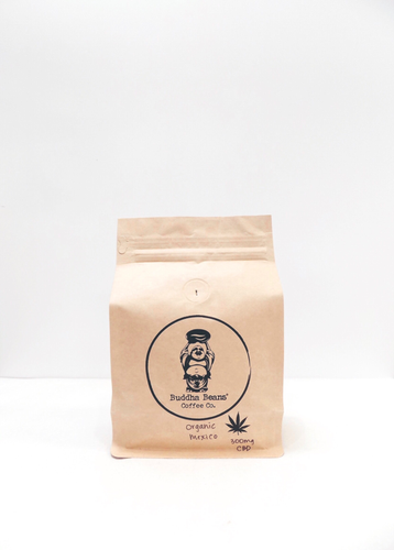 Organic Mexico CBD Infused Coffee Beans