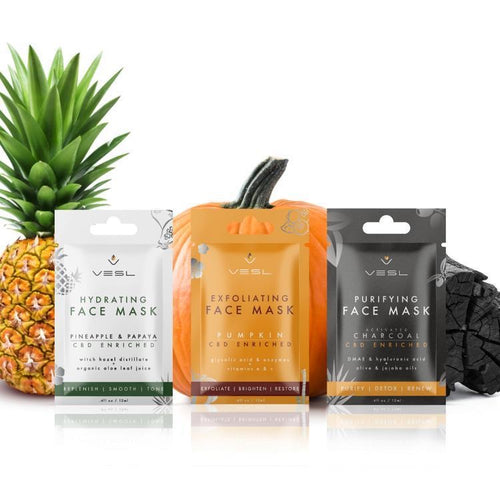 CBD Face Mask Bundle