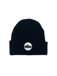 Black Beanie Patch