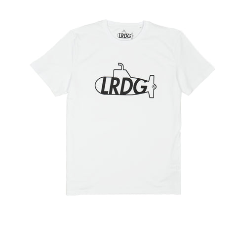 T-shirt Big Logo Blanc