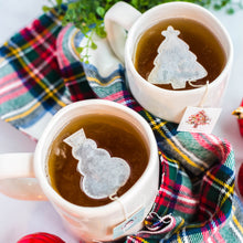 Load image into Gallery viewer, Christmas Shaped Tea Bag Collection, Tea Bags, Brin d'Arômes
