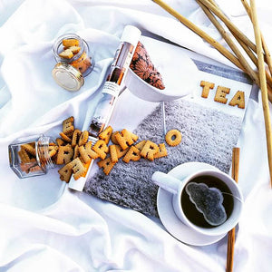 Box of Cloud Shaped Tea Bags, Tea Bags, brin-d-aromes
