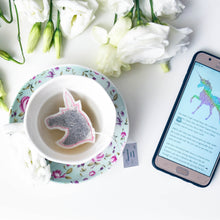 Load image into Gallery viewer, Unicorn Shaped Tea Bags, Tea Bags, Brin d'Arômes