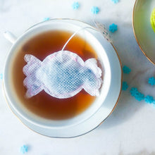 Load image into Gallery viewer, 5 Candy Shaped Tea Bags, Tea Bags, Brin d'Arômes