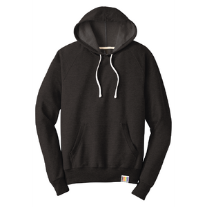 signature pullover triblend French terry hoodie