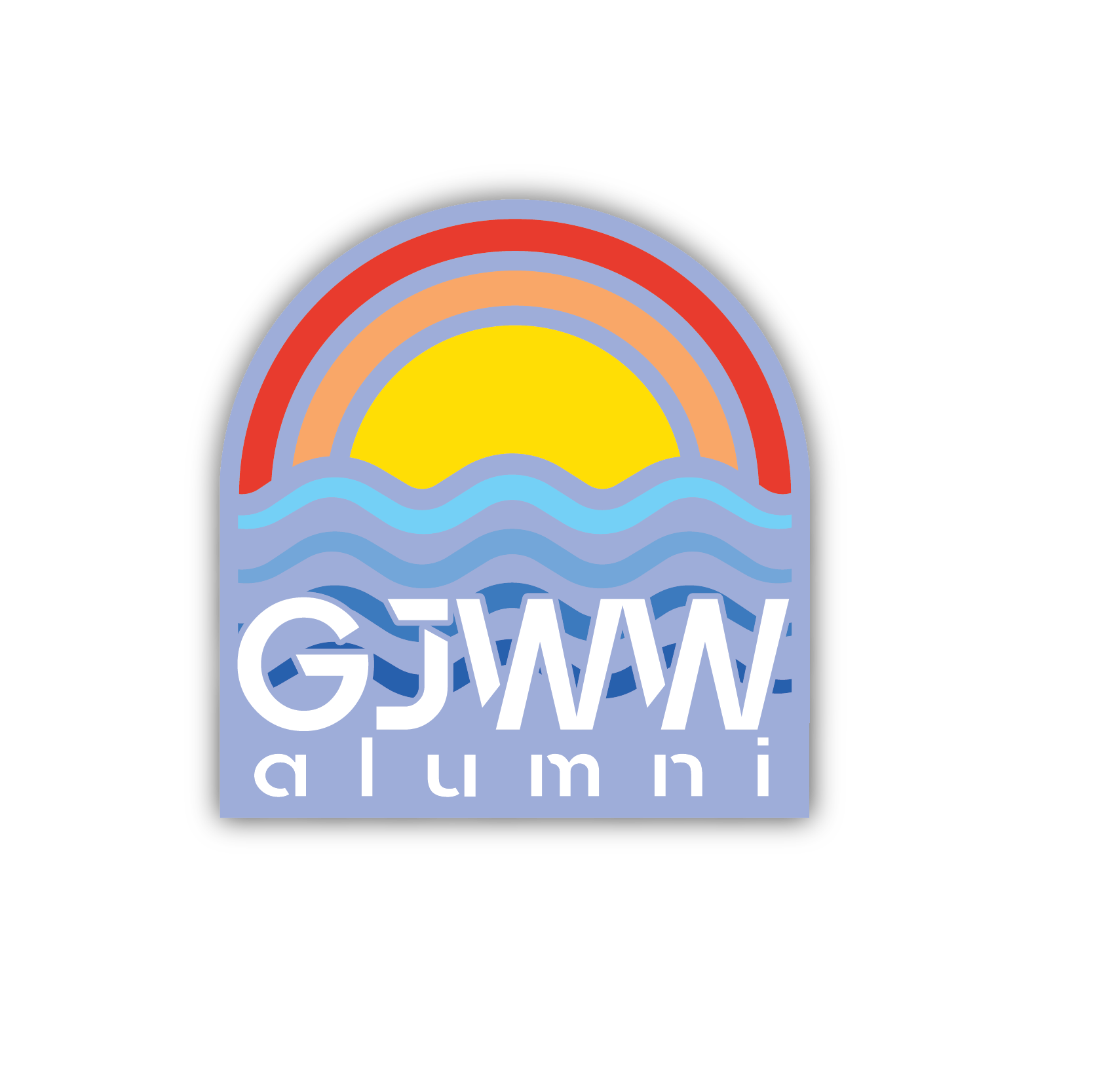 GJWW alumni sticker
