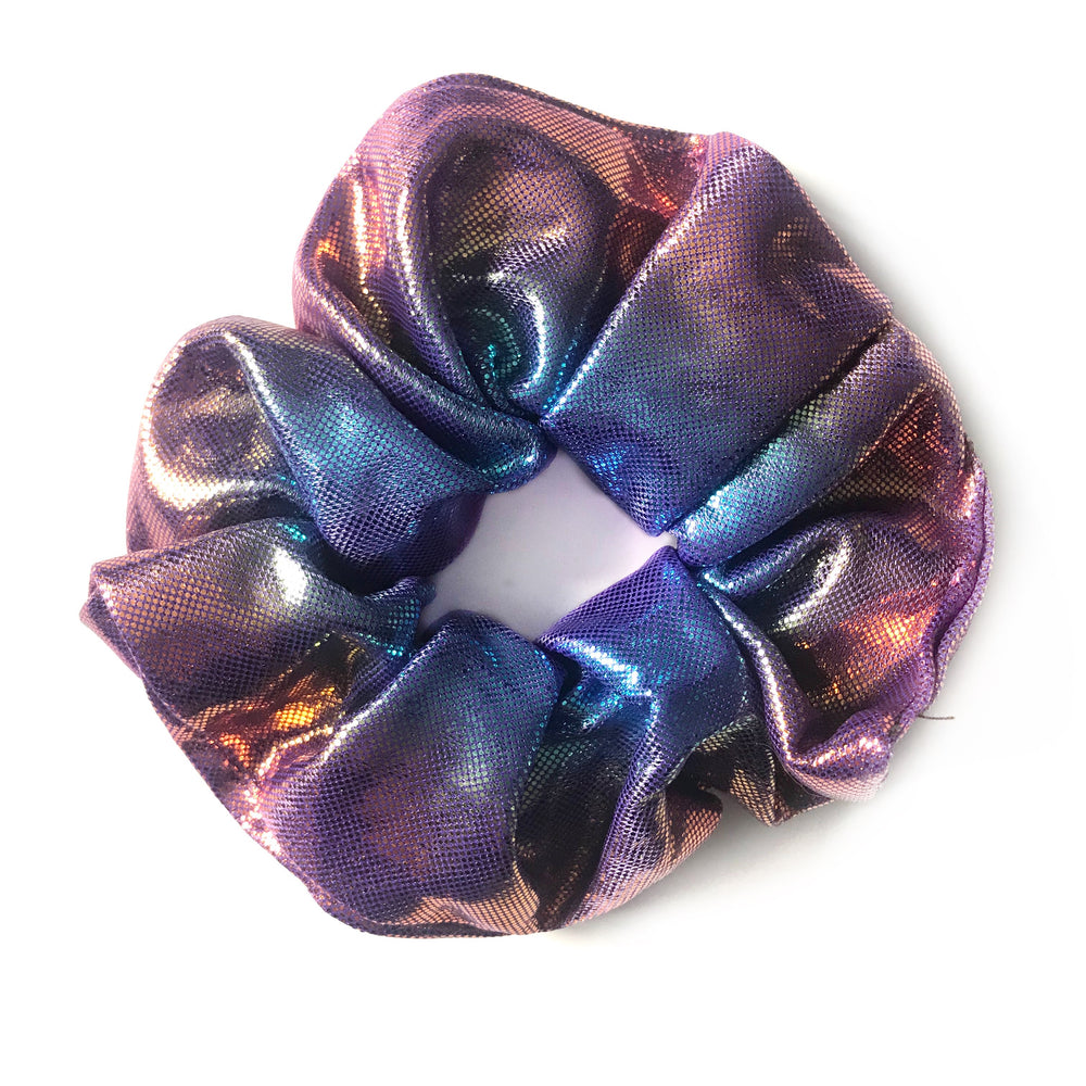 Purple - Galaxy Scrunchie