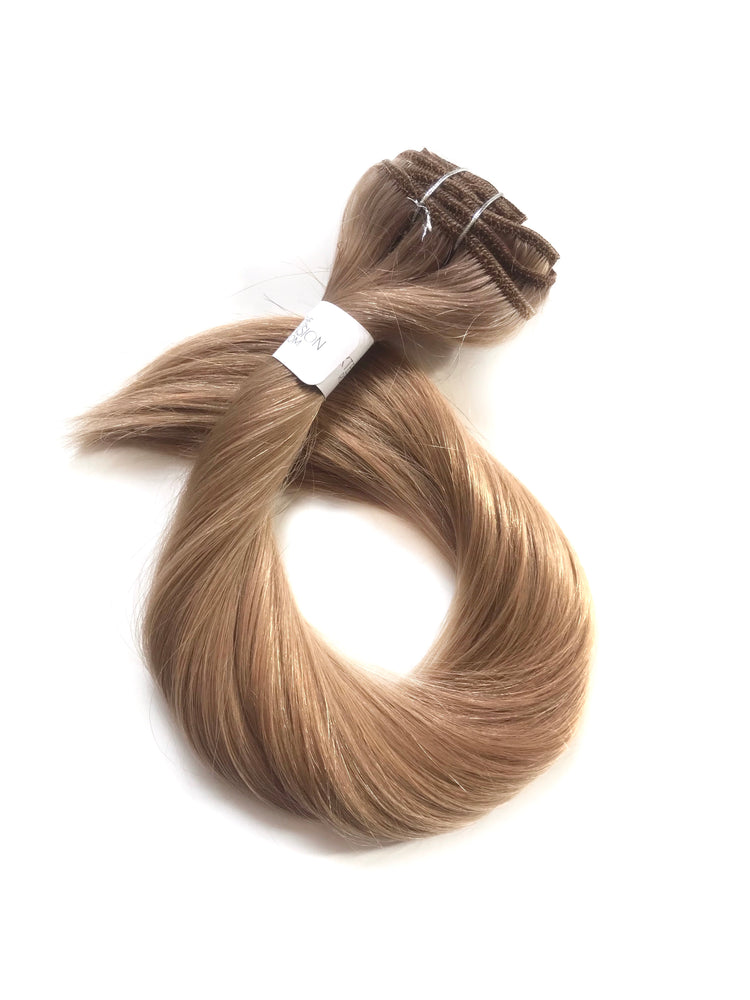 "Honey Blonde (14) - 20"" -  Clip-in Hair Extensions"