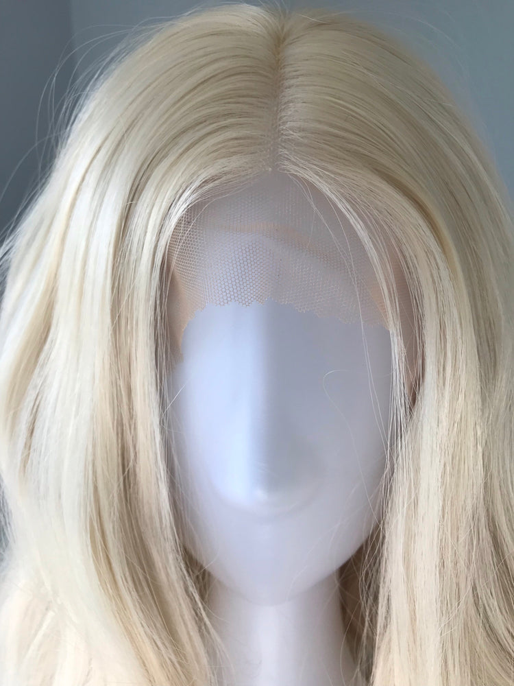 """Hailey"" - Blonde Bodywave Lace Front Wig"