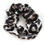 Animal Print - Secret Zipper Scrunchie