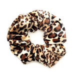 Leopard - Animal Print Scrunchie