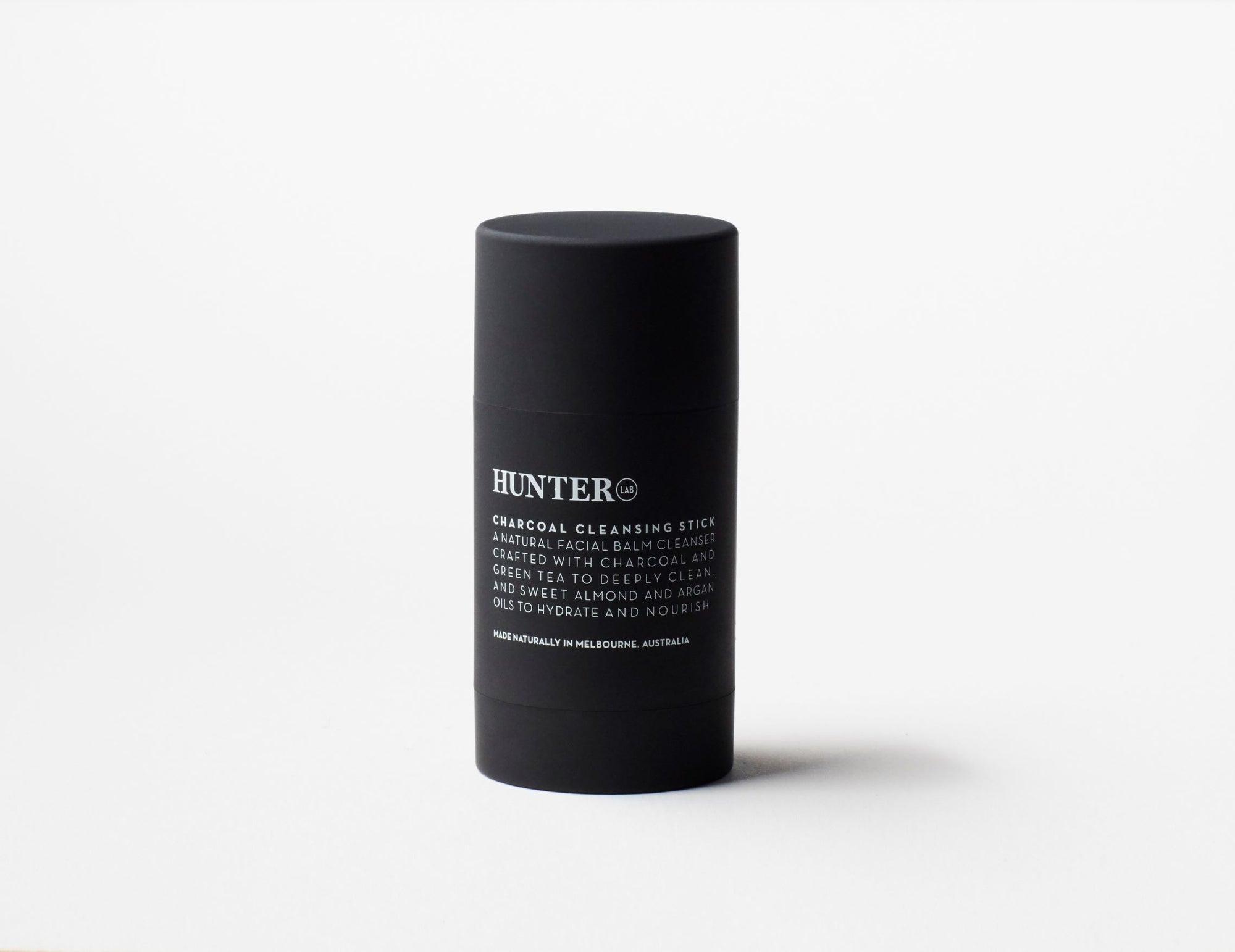 Charcoal Cleansing Stick by Hunter LAB 50g - Luna and Beau