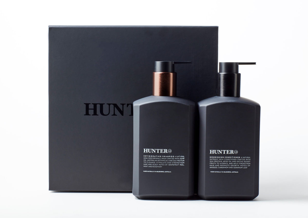 Hair Care Kit by Hunter Lab - Luna and Beau