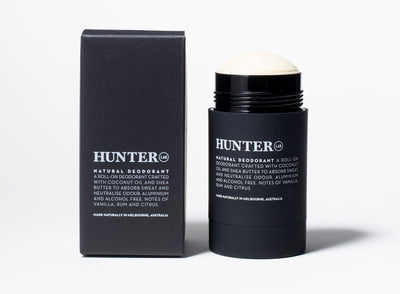 Natural Deodorant by Hunter LAB 75g - Luna and Beau