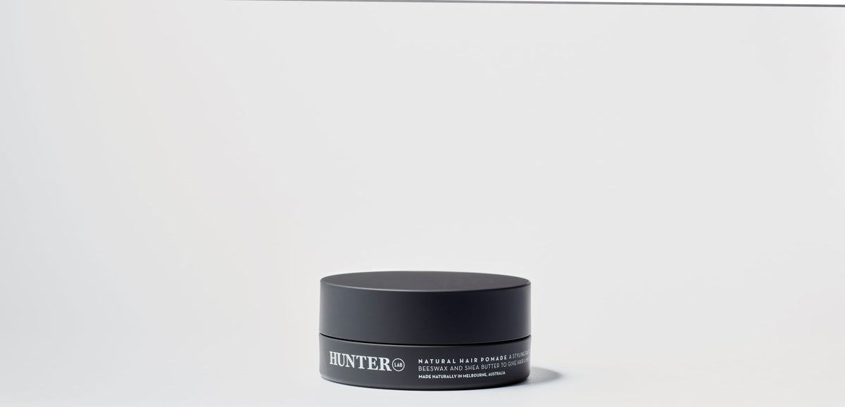 Natural Hair Pomade by Hunter LAB 95g - Luna and Beau