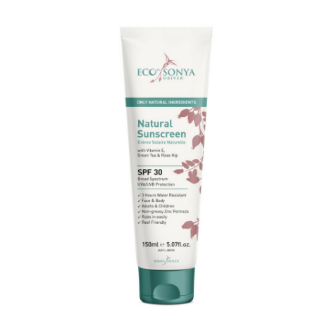 natural rosehip sunscreen