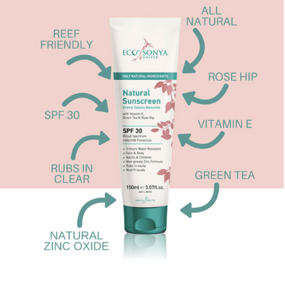 reef-friendly sunscreen