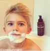 kid-safe and family-safe cleansing foam